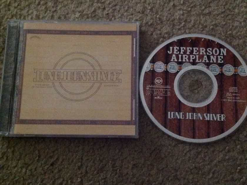 Jefferson Airplane - Long John Silver Grunt Records Compact Disc  NM