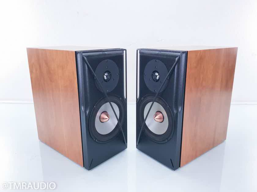 Hales Transcendence One Bookshelf Speakers Cherry Pair (13514)