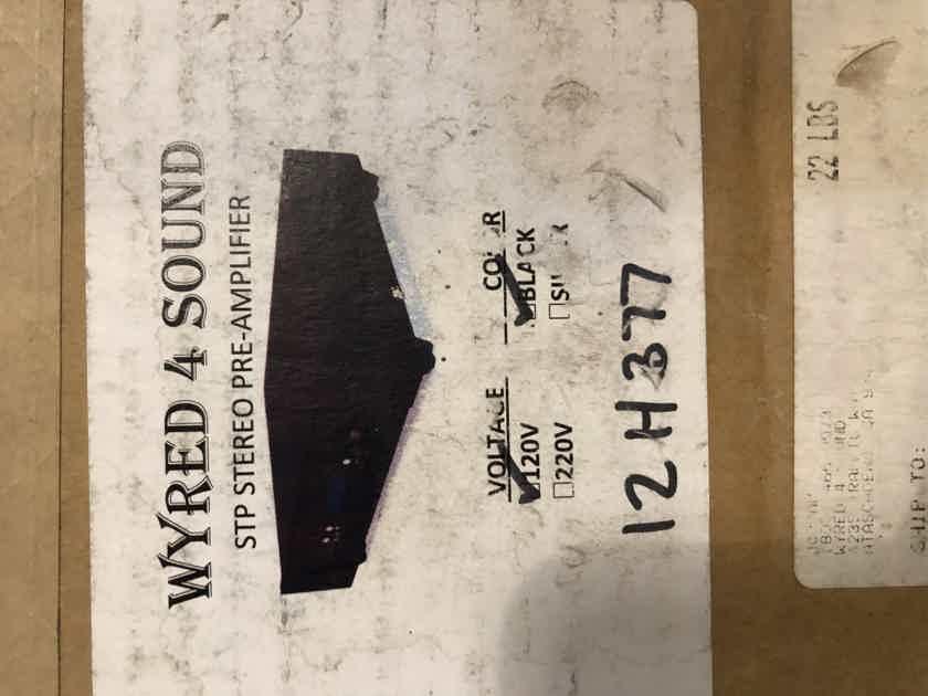 Wyred 4 Sound STP-SE Preamplifier