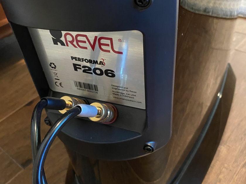 Revel Performa3 F206