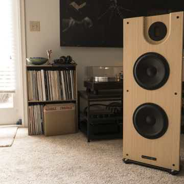 ELAC UNIFI UB5 Speakers - Pair - MINT! | Full-Range