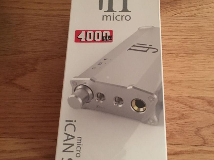 Ifi Audio iCAN SE Micro Brand New