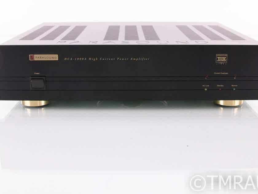 Parasound HCA-1000A Stereo / Mono Power Amplifier (19055)