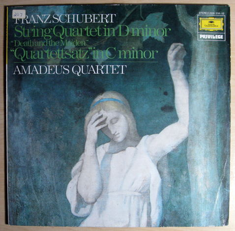 Franz Schubert - Amadeus-Quartett