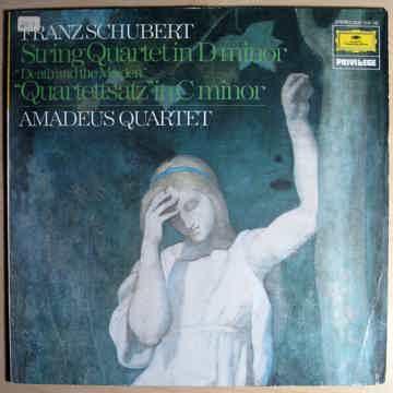 Franz Schubert - Amadeus-Quartett Der Tod Und Das Mädchen (Streichquartett D-Moll)