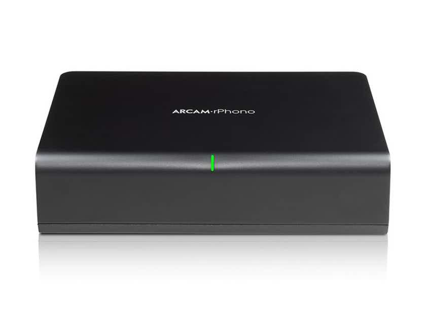 ARCAM rPhono MM/MC Phono Stage Preamp: NEW-In-Box; Full Wrnty; 45% Off