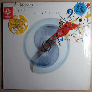 Sergio Mendes - Confetti - 1984 SP-4984 A&M Records