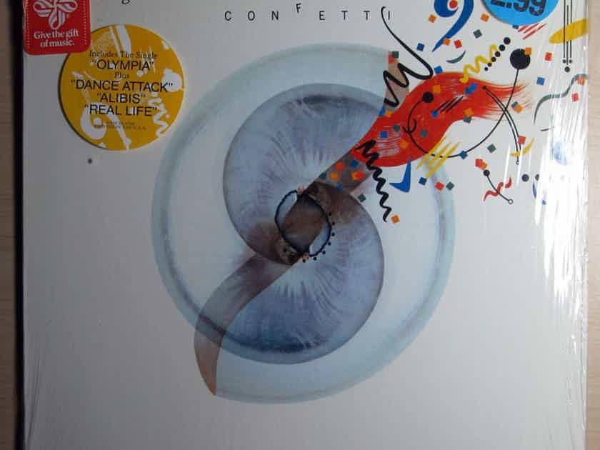 Sergio Mendes - Confetti - 1984 SP-4984 A&M Records