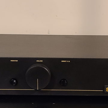 C28 Stereo Preamplifier.