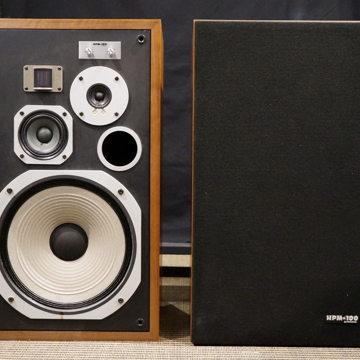 Pioneer HPM-100 - Famous 4-Way Loudspeaker (1976-79)