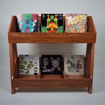DK Vinyl Displays stand