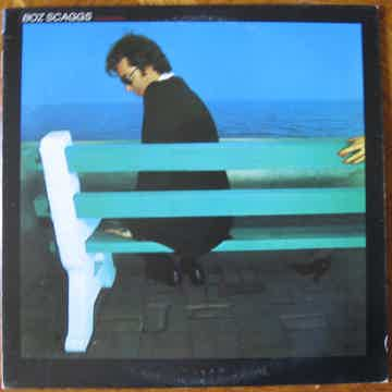 Boz Scaggs - Silk Degrees  - Gold Stamped Promo 1976 Co...