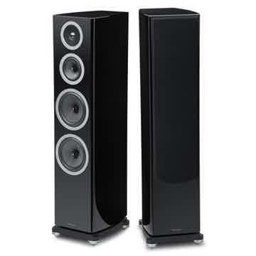Wharfedale Reva-4 Floorstanding Loudspeakers