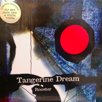 Tangerine Dream Booster - 3lp Ltd Edition on Colored Vi...