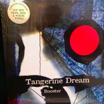 Tangerine Dream Booster - 3lp Ltd Edition on Colored Vinyl - New