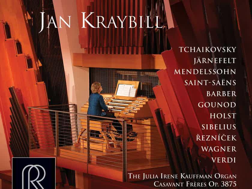 Jan Kraybell The Orchestra Organ RR HDCD 24Bit