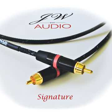 JW Audio Signature 1m-1.5m