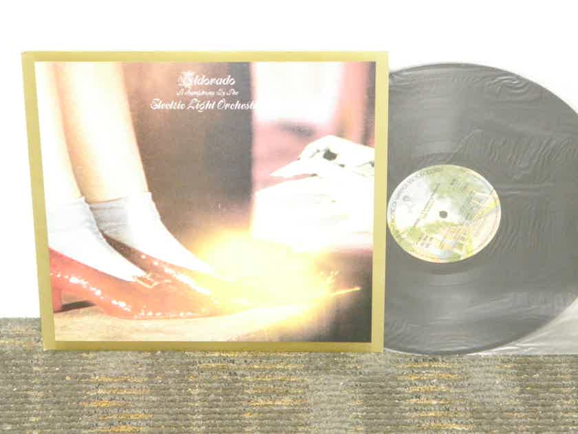 "Electric Light Orchestra - ""Eldorado""   UK (English) Import Warner Bros K 56090 from 1974"