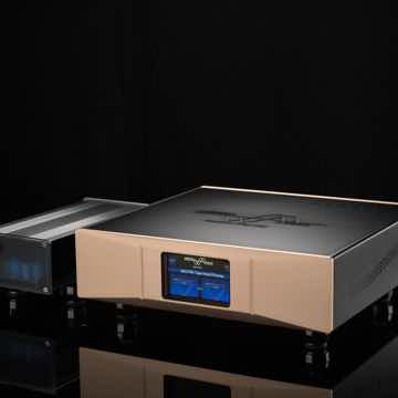 Merrill Audio TRIDENT Master Tape Head Preamplifier
