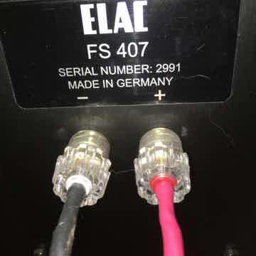 Elac FS 407  JET 5 AMT