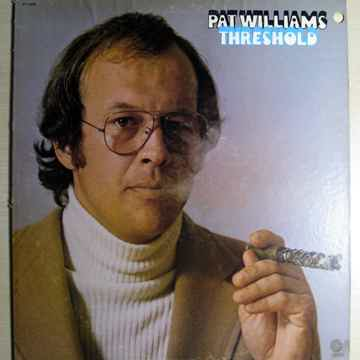 Pat Williams - Threshold - 1973 Capitol Records ST-11242