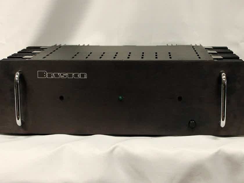 Bryston 4B Stereo Amplifier in Black Finish
