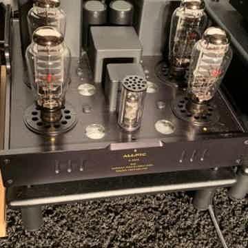 Allnic A6000 Monoblocks with Emission Labs 300B XLS tubes
