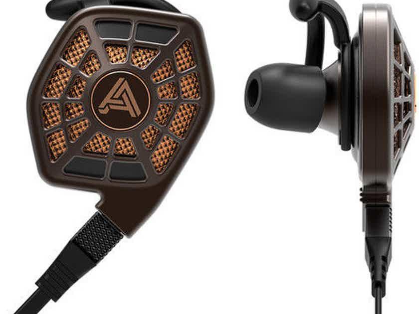 Audeze iSine 20 Audiophile Headphones New pair