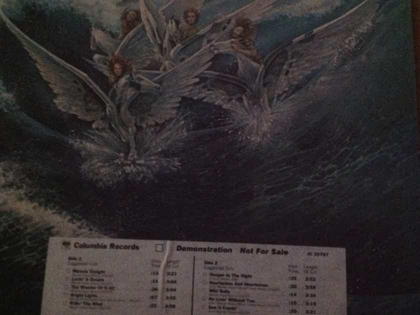 Gulliver - Ridin The Wind Columbia Records White Label Promo Vinyl LP NM