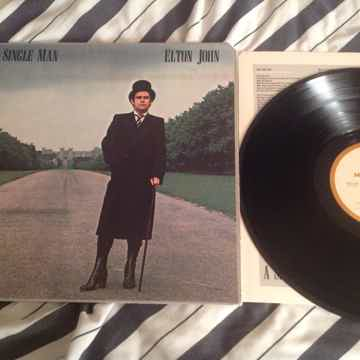 Elton John  A Single Man MCA Records Gatefold Cover