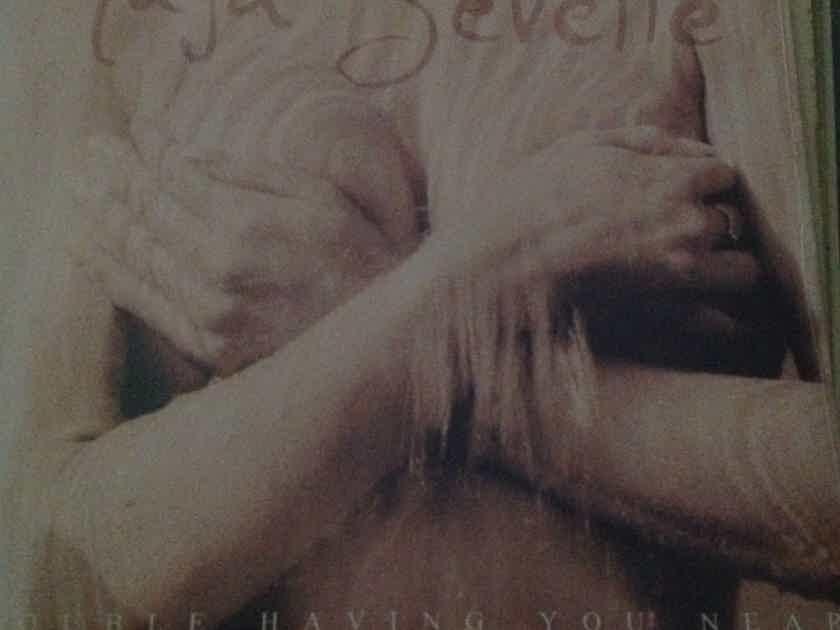 Taja Sevelle - Trouble Having You Near 12 Inch Vinyl  Radio Mix And LP Mix Reprise Records