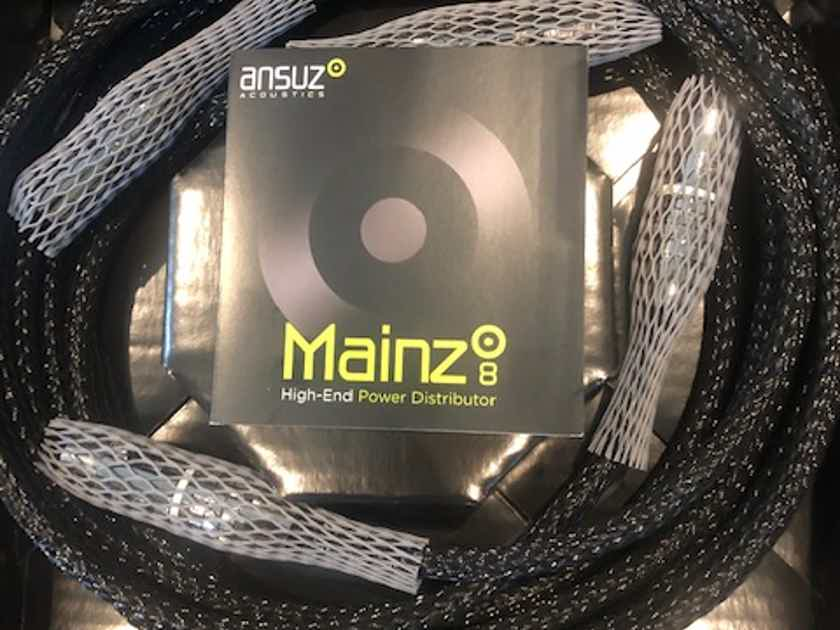 Ansuz Acoustics Signalz A2 Interconnect XLR 3 Meter- NEW