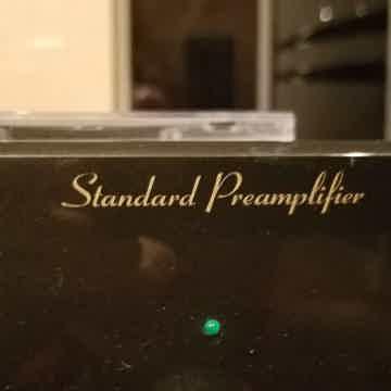 VAC Standard Preamplifier