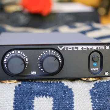 Violectric PPA V600 Phono Stage