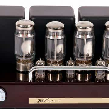 Bob Carver Crimson 275 75wpc stereo amp is shipping- 5 ...