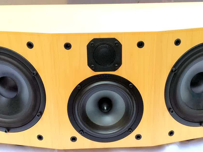 Spendor C-9e Center Channel Speaker - Made in England - MAPLE Finish