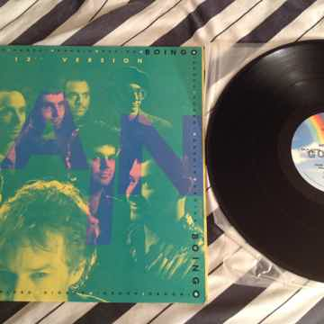 Oingo Boingo Pain 12 Inch EP 4 Versions MCA Records