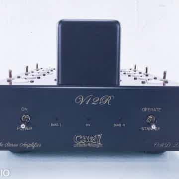 CAD-280-SA V12R Stereo Tube Power Amplifier