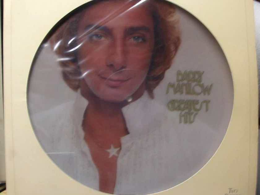 Barry Manilow Greatest Hits Picture Disc