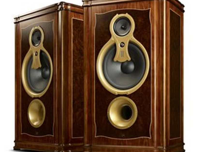 "Swans Speakers Systems F10 PAIR! GORGEOUS Carved !!!  CHRISTMAS SPECIAL 15"" Subwoofer  50% OFF"