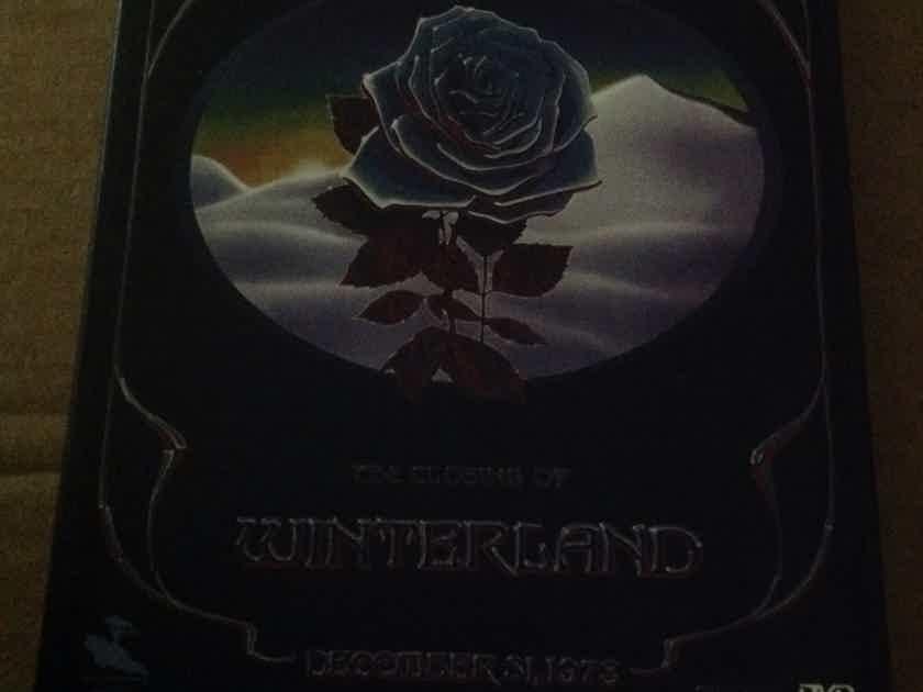 Grateful Dead - The Closing Of Winterland Dec 31,1978 Dvd Region 1
