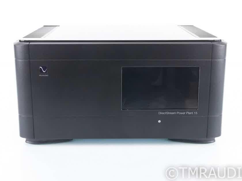 PS Audio DirectStream Power Plant 15 Power Conditioner; AC Regenerator (Used) (21517)