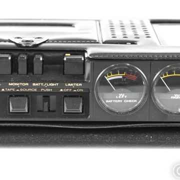 PMD430 3-Head Vintage Portable Tape Recorder