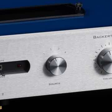 Backert Labs Rhumba Extreme tube  preamp preamplifier C...