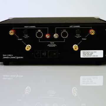 Sanders Sound Systems MODEL 10 Electrostatic Speaker