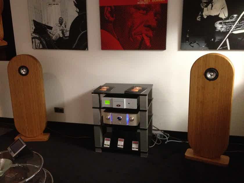 JoSound JO C30 Latest in the JoSound Range of Bamboo Full Range Speakers