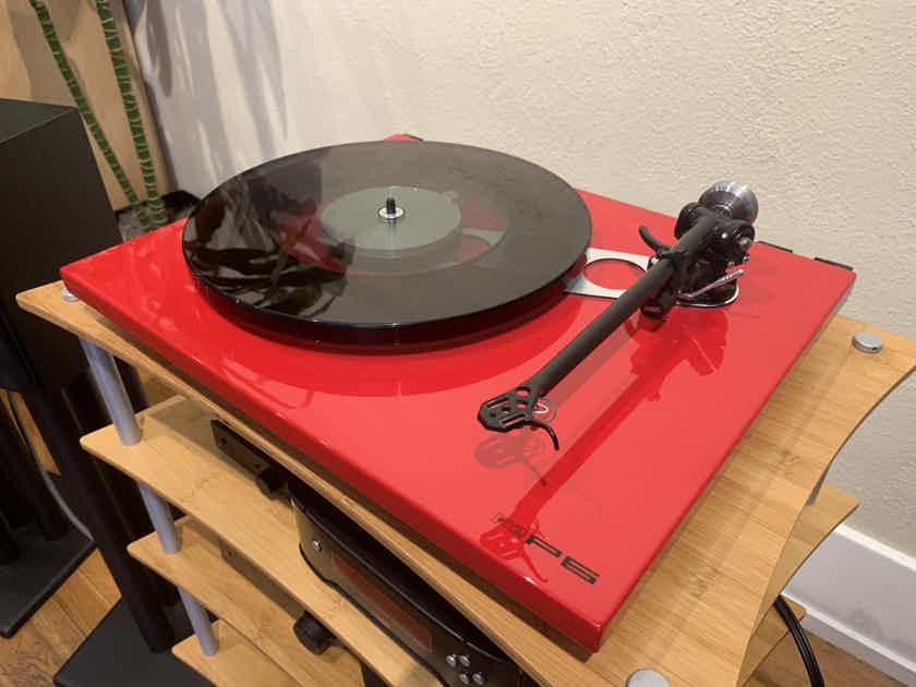 Rega RP-6 Turntable Red