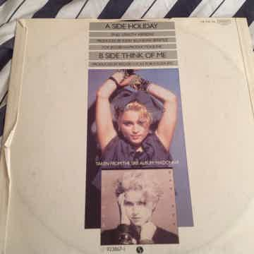 Madonna  Holiday/Think Of Me