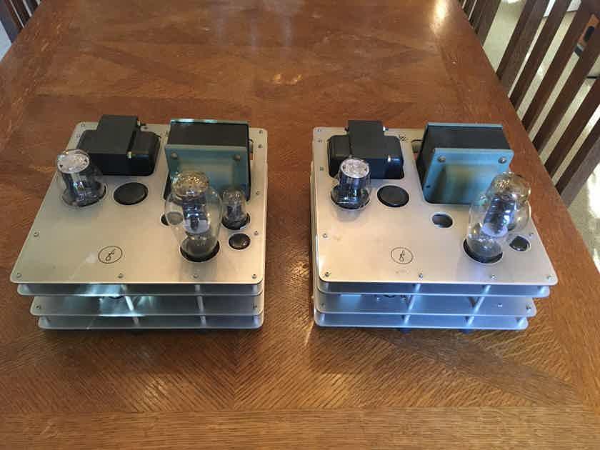 Fi/Don Garber 300B monoblocs