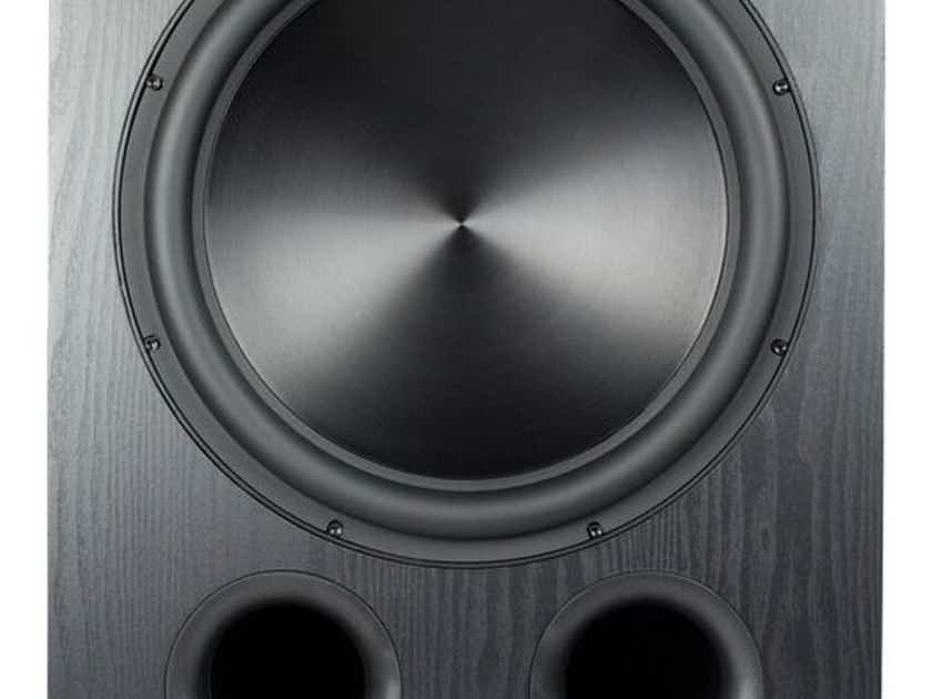 Rythmik Audio FV15HP servo ported subwoofer Articulate bass for HT and music application
